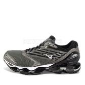 Mizuno Wave Prophecy 5 J1GR160000 男鞋 運動 慢跑 走路 避震 彈性 頂級 美津濃 灰
