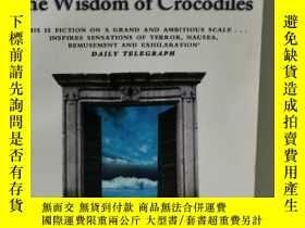 二手書博民逛書店保羅·霍夫曼罕見The Wisdom of Crocodiles