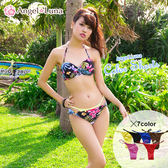 比基尼泳裝-日本品牌AngelLuna 現貨  性感時尚的彩色比基尼打底T字褲溫泉沙灘海邊必備小物