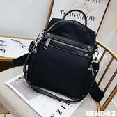 後背包-HENDOZ.個性純色輕量三用後背包(共二色)818