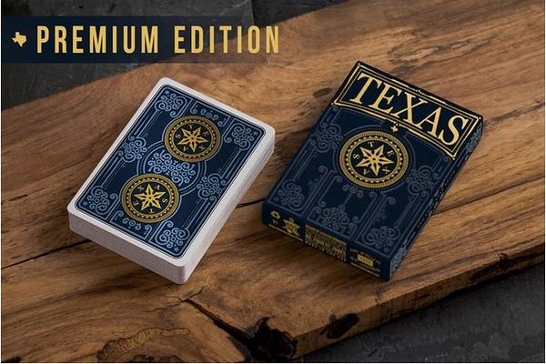 【USPCC撲克】Premium Texas playing cards