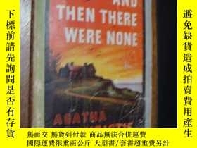 二手書博民逛書店AND罕見THEN THERE WERE NONE 英文原版19