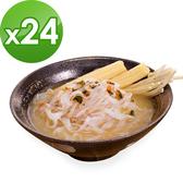 樂活e棧 低卡蒟蒻麵 鐵板細麵+濃湯(共24份)
