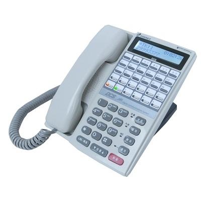 通航 TD-8415D 12鍵顯示型數位電話機-[辦公室或家用電話系統]-廣聚科技