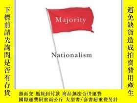 二手書博民逛書店Contemporary罕見Majority NationalismY255562 Alain-g. Gagn