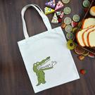 手提包 帆布袋 手提袋 環保購物袋【DE...