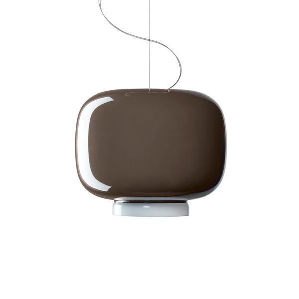 Foscarini Chouchin 3 Suspension Lamp 30cm 彩色蘑菇系列 吊燈 - 型號 3 深灰色款