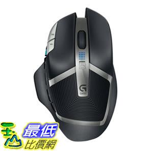 [106美國直購] 羅技Logitech G602 MMO 無線遊戲滑鼠 250小時電力 設定記憶鍵 電競G-Shift G600 G502