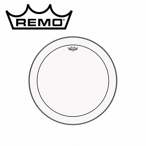 【敦煌樂器】REMO PS-1322-C2 22吋雙層透明油面鼓皮