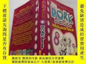 二手書博民逛書店Dork罕見Diaries: Holiday Heartbreak: 呆子日記:假日心碎.Y212829