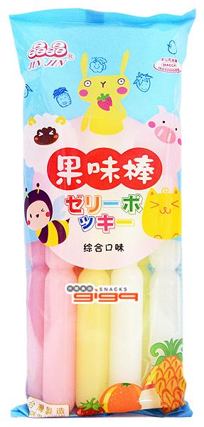【吉嘉食品】晶晶果之棒(乳酸冰棒) 1包8入680毫升30元[#1]{2006}