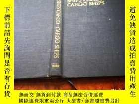 二手書博民逛書店罕見貨船 貨運滾裝船ships cargo cargo ship