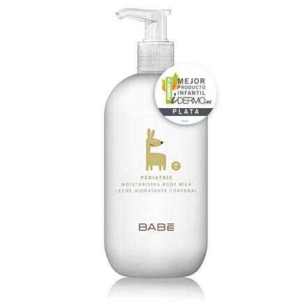 【佳兒園婦幼館】BABE Laboratorios 保濕身體乳液 500ml