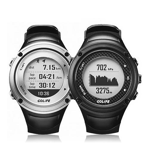 【送心跳帶】GOLiFE 研鼎崧圖 X-PRO 二色 全方位 戶外 GPS 智慧 運動 手錶