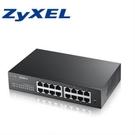 合勤 ZyXEL GS1900-16 桌上型 giga交換器