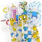 Adventure time 探險活寶 iPhone 6 Plus/6s Plus 可愛透明彩繪保護軟套-趣味系列