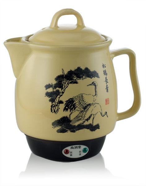 尚朋堂 3.8L陶瓷藥膳壺 (SS-3200) **可刷卡!免運費**