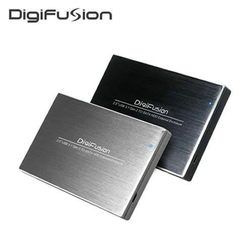 伽利略 USB3.1 Type-C to SATA/SSD 2.5吋 鋁合金硬碟 外接盒 HD-330U31S