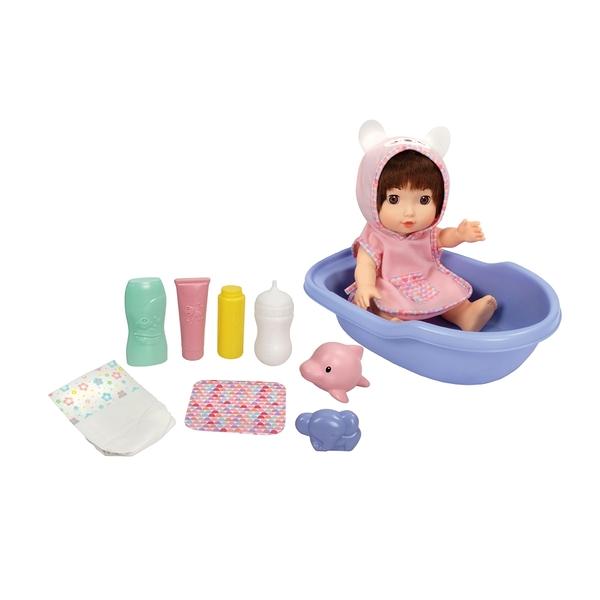 Baby Blush 親親寶貝 洗澡甜心娃娃配件組 玩具反斗城