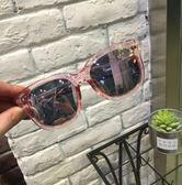 透明方形墨鏡 超大框圓臉太陽鏡偏光開車眼鏡【五巷六號】y228