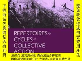 二手書博民逛書店Repertoires罕見And Cycles Of Collective ActionY255562 Tra