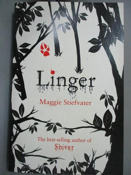 【書寶二手書T5/原文小說_BKW】linger_Maggie Stiefvater