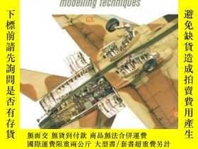 二手書博民逛書店Encyclopedia罕見of Aircraft Modelling Techniques 2.Interior
