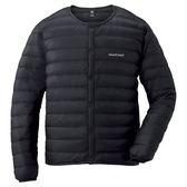 [好也戶外]mont-bell Superior Down Jacket男款圓領羽絨夾克/黑 No.1101503/BK