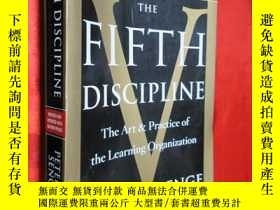 二手書博民逛書店The罕見Fifth Discipline: The Art &