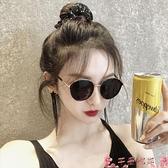 墨鏡墨鏡2021新款潮大臉顯瘦網紅街拍偏光太陽鏡女防紫外線小臉款 芊墨 上新