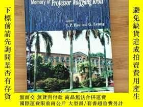 二手書博民逛書店Jingshin罕見Physics Symposium in M