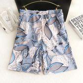 海灘褲游泳褲五分中長款游泳溫泉大碼沙灘褲