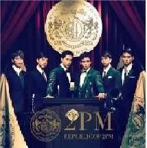 2PM 狂熱國度 CD (購潮8)