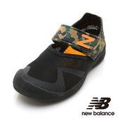 【New Balance】 運動涼鞋 KA208BKY-W 童鞋 黑