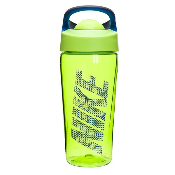 Nike Rocker Water Bottle [NOBE771216] 推蓋式 水壺 16oz 473ml 寬口 綠