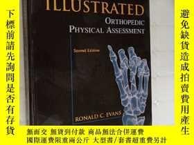二手書博民逛書店Illustrated罕見Orthopedic Physical Assessment矯形外觀評估(英文原版)