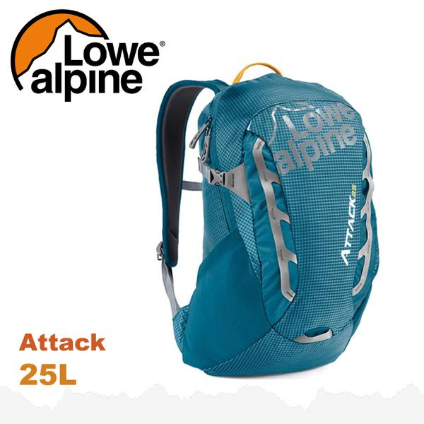 【 LOWE ALPINE 英國 Attack 25 休閒後背包《邦地海灘》25L】FMP-42/雙肩背包/登山包/健行/旅行★滿額送