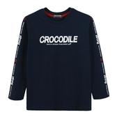 『小鱷魚童裝』LOGO印花T恤(08號~18號)534411