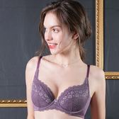 EASY SHOP-柔情蔓戀 大罩杯B-E罩內衣(人氣紫)