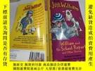 二手書博民逛書店willian罕見and the school report and other stories威利安和學校報告以