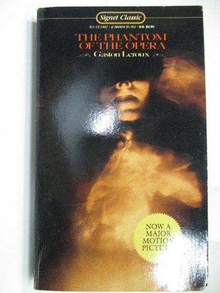 【書寶二手書T1/原文小說_AG5】The Phantom of The Opera_Gaston Leroux