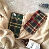 🍏 iPhoneXs/XR 蘋果手機殼 英倫紳士系 棉麻軟殼 iX/i8/i7/i6