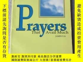 二手書博民逛書店Prayers罕見That Avail Much, Volume