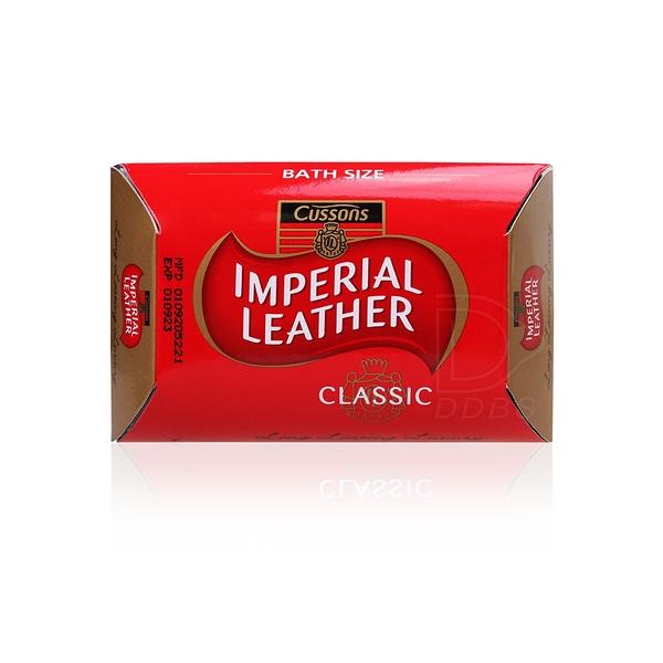 IMPERIAL LEATHER 帝王潤膚香皂 115g (單顆) 肥皂/沐浴【DDBS】