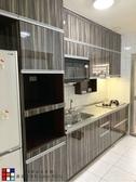 【PK廚浴生活館】高雄 客製化 歐化系統櫥具 廚櫃 流理台 工廠直營 一字型流理台 ☆實體店面
