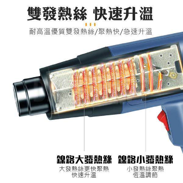 熱風槍 熱風機 縮膜風槍 1500W 110V 工業級熱風槍 工業熱風機 熱縮膜 五金 包膜 貼膜 熱縮 收縮膜