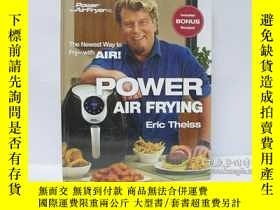 二手書博民逛書店the罕見newest way to fry-with air!
