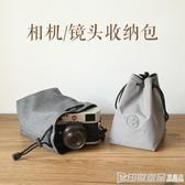 單反相機包內膽包微單保護套鏡頭攝影尼康佳能索尼富士便攜收納袋  印象家品