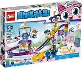 【LEGO樂高】Unikitty! 王國遊樂場玩樂 #41456