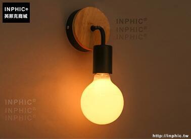 INPHIC- 北歐臥室陽臺壁燈床頭燈現代簡約客廳創意過道牆燈led鐵藝鏡前燈-B款_S197C